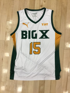 Big X - 2018 Official Team Jersey White