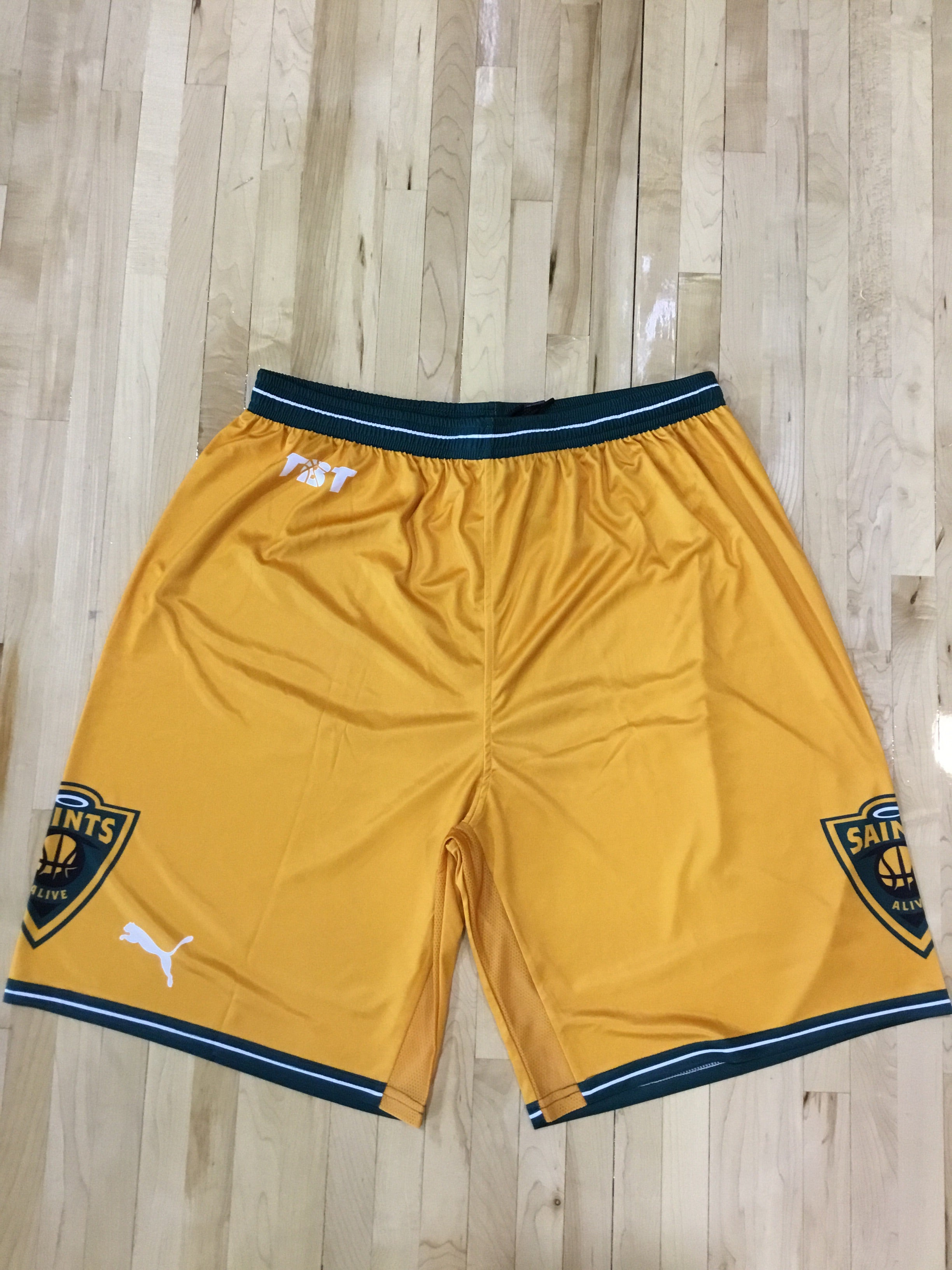 Saints Alive - 2018 Official Team Shorts
