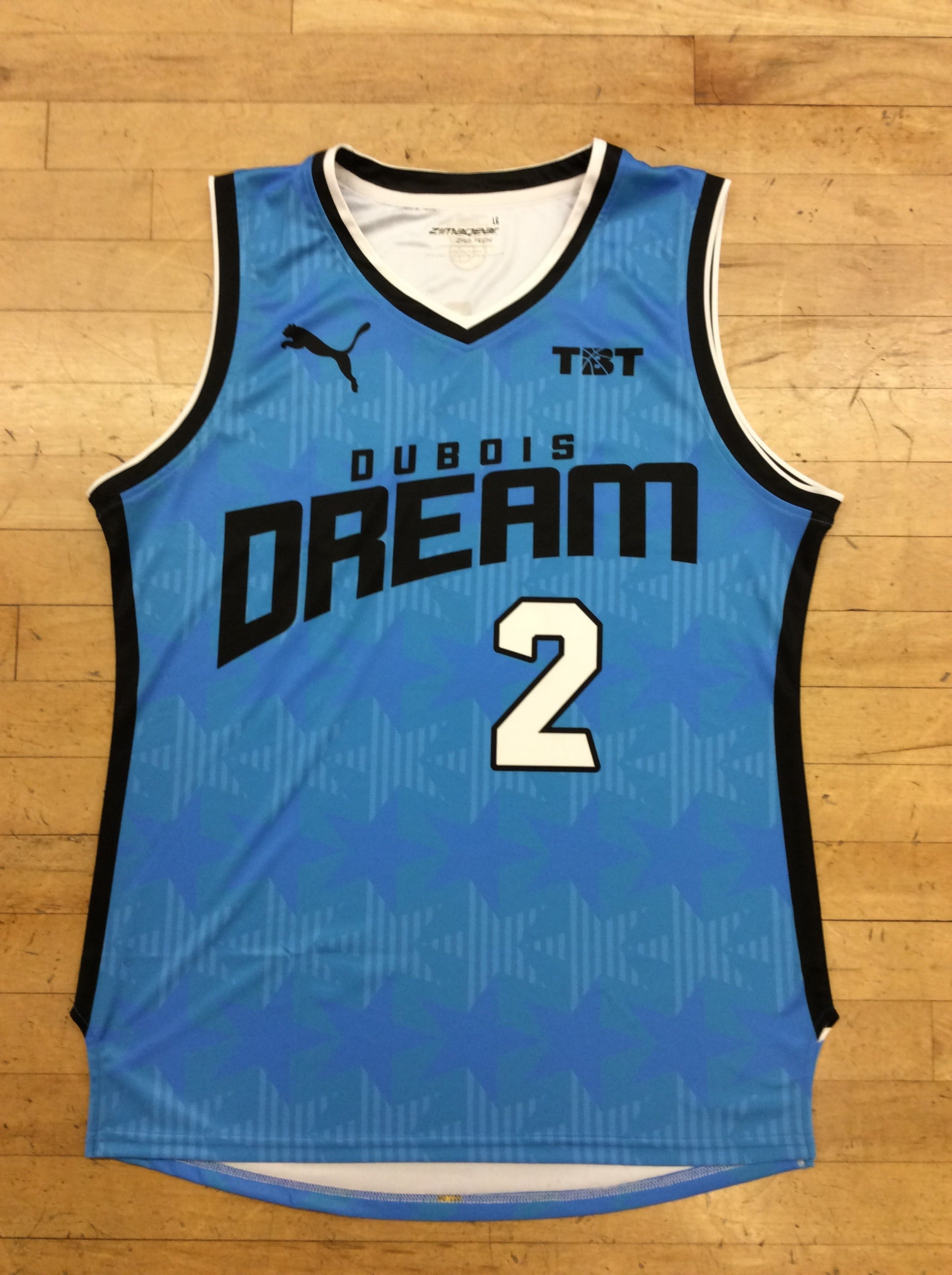 Dubois Dream - 2018 Official Jersey