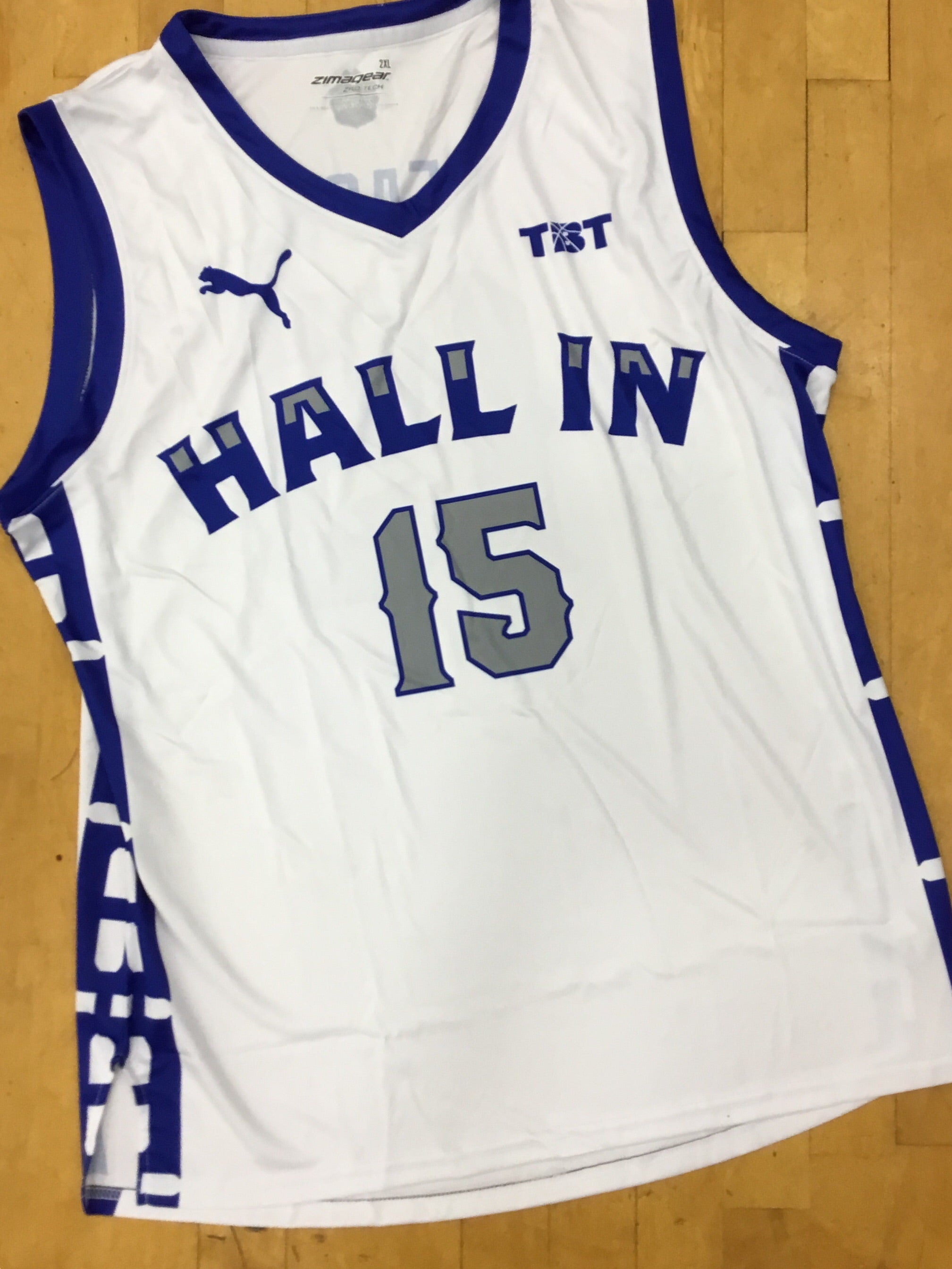 Hall In (Seton Hall) - 2018 Official Jersey