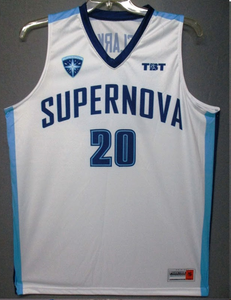 Supernova (Villanova University Alumni) - 2017 Official Team Jersey (White)