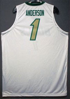 Tampa Bulls (University of South Florida Alumni) - 2017 Official Team Jersey (White)