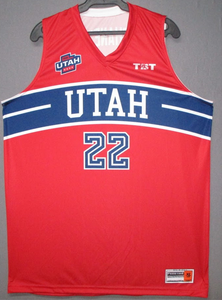 Team Utah (Utah Alumni) - 2017 Official Team Jersey