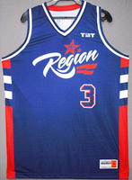 The Region - 2017 Official Team Jersey