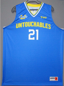Untouchables - 2017 Official Team Jersey (Blue)