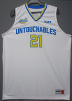 Untouchables - 2017 Official Team Jersey (White)