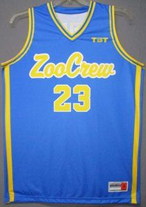 Zoo Crew (University of Pittsburgh Alumni) - 2017 Official Team Jersey (Blue)
