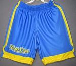 Zoo Crew (University of Pittsburgh Alumni) - 2017 Official Team Shorts (Blue)