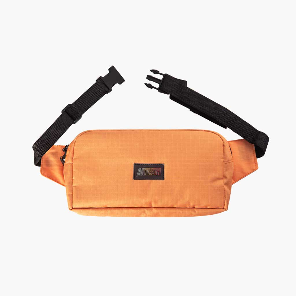 Anthem Brand Mark Pouch Marsupio con Patch Anthem Colore Cantaloupe