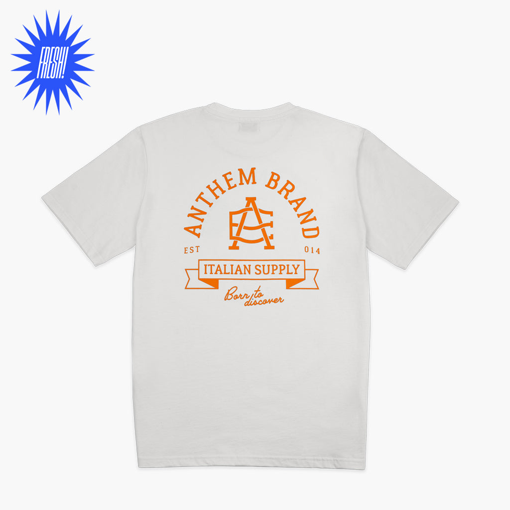 Anthem Brand Note Tee T-shirt Uomo