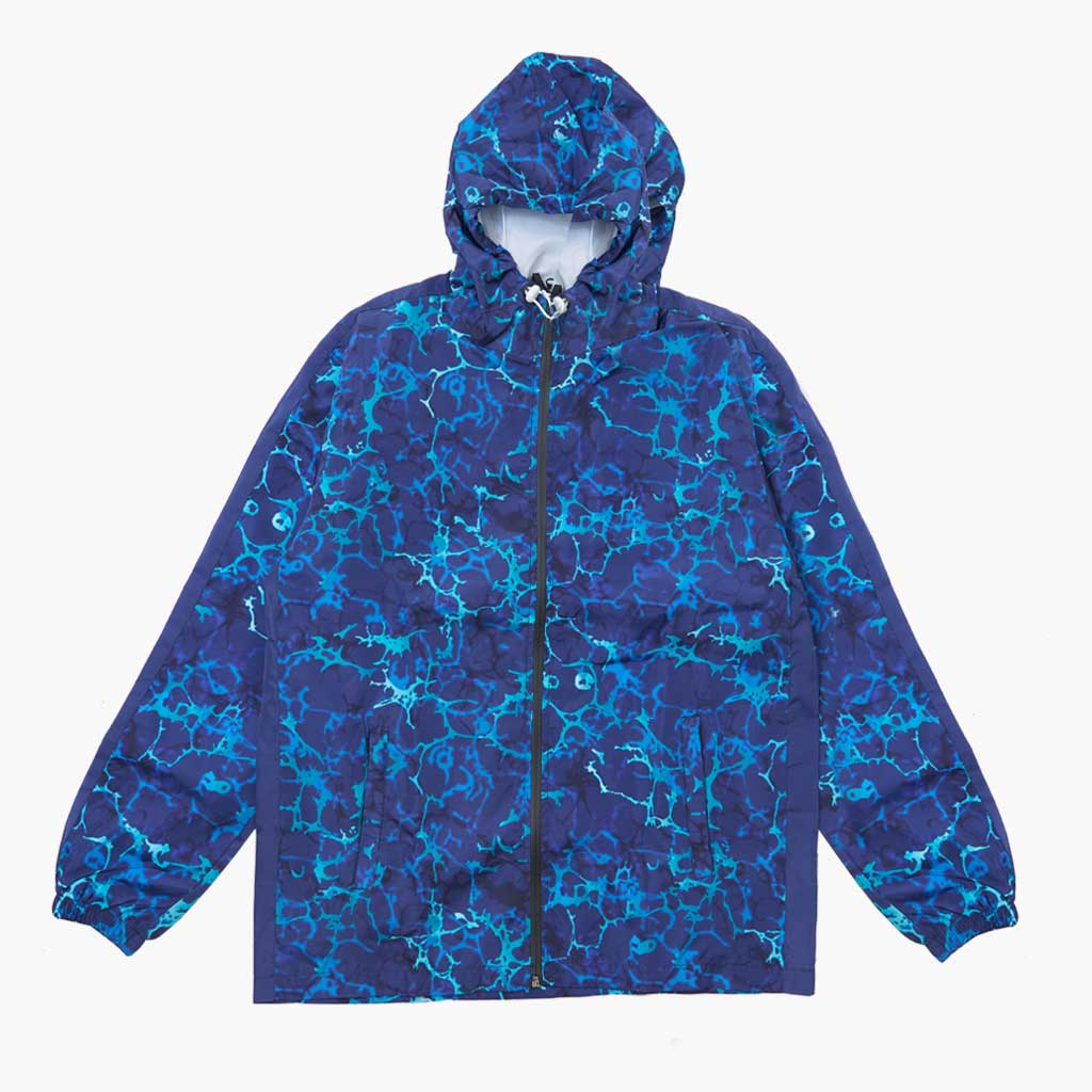 Anthem Brand Ocean Dye Jacket Giubbotto Antivento Uomo