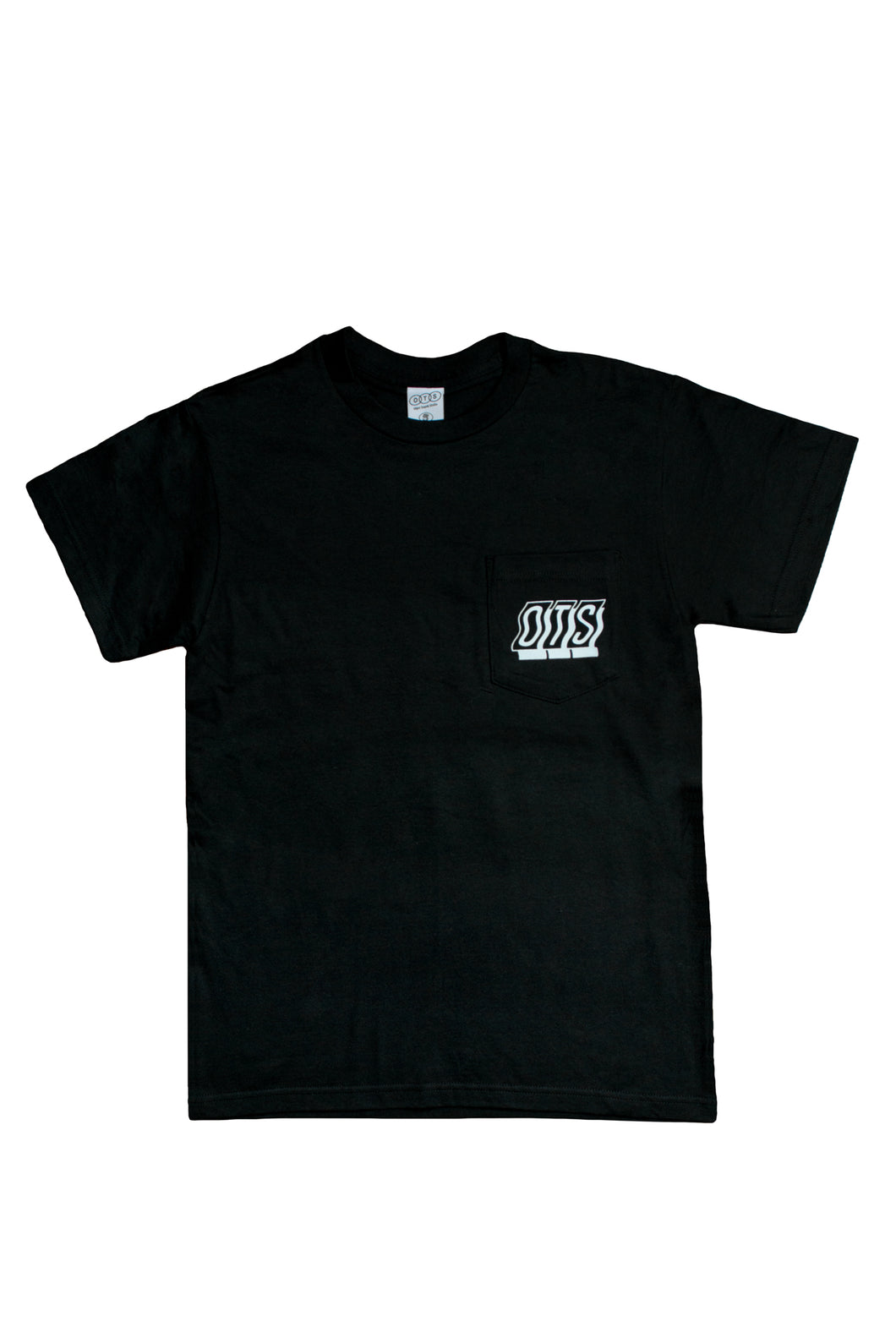 Hug Pocket Tee (black)