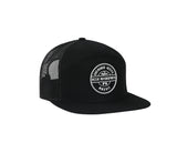 QUEMANDO BLACK/BLACK HAT FB 7P