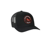HOG CIRCLE BLACK/BLACK HAT CB