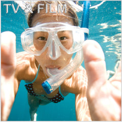 Film inductry diving, special effects divers, stand by divers