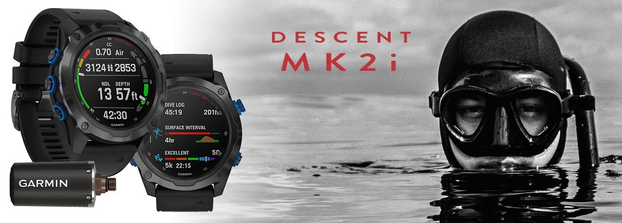 Garmin Descent MK1 Bundle Deal