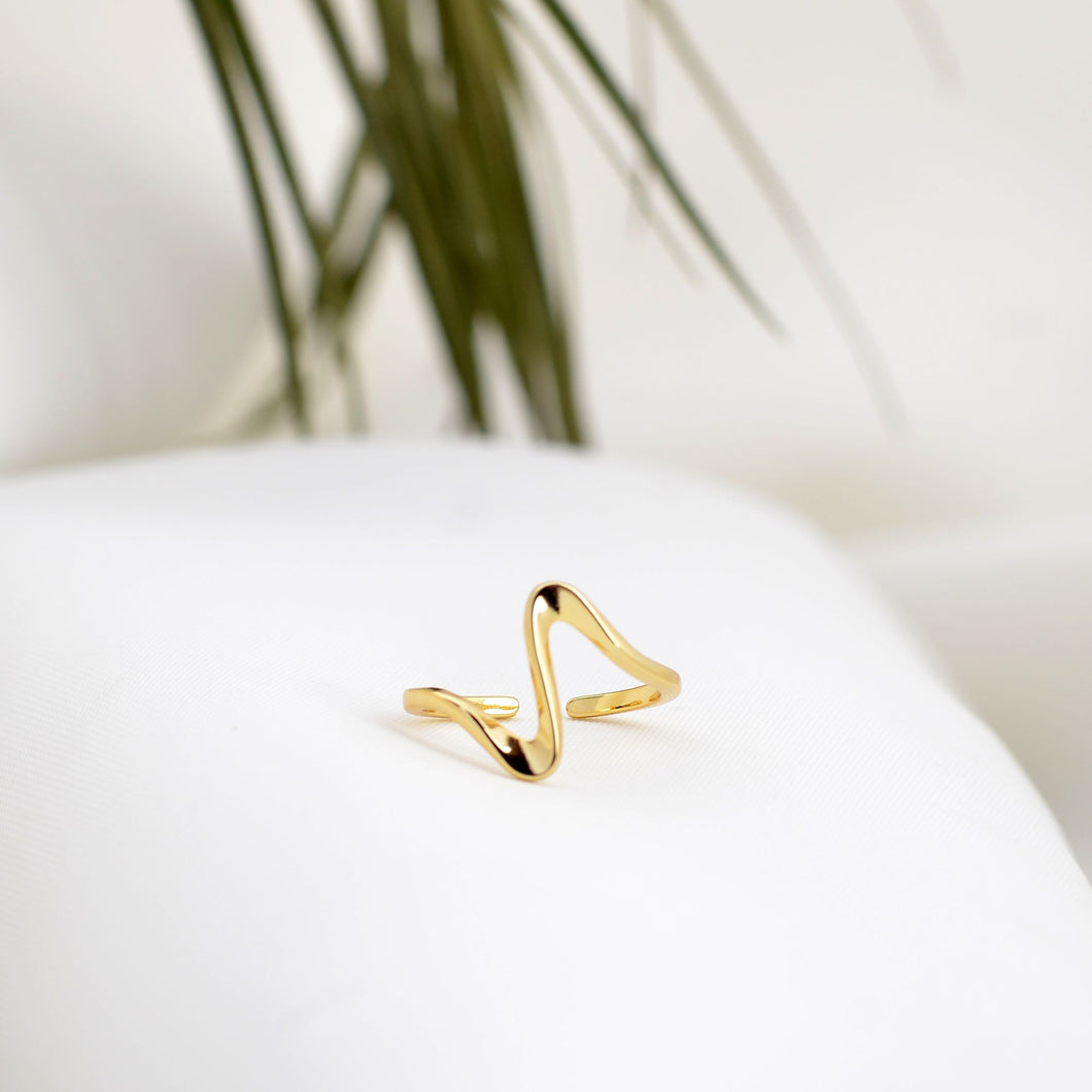 Gold Cape Town Ring