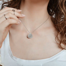 Load image into Gallery viewer, Silver Stellenbosch Necklace