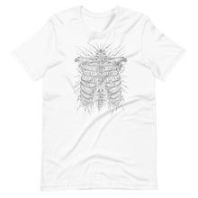Load image into Gallery viewer, Chest skeleton Short-Sleeve Unisex T-Shirt