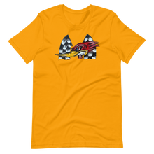 Load image into Gallery viewer, Furious roadrunner Short-Sleeve Unisex T-Shirt