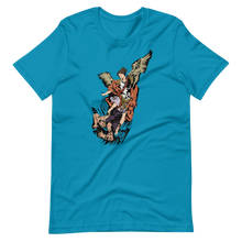 Load image into Gallery viewer, Saint Michael the Archangel Short-Sleeve Unisex T-Shirt
