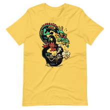 Load image into Gallery viewer, Ramen dragon Short-Sleeve Unisex T-Shirt