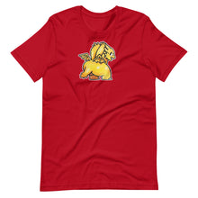 Load image into Gallery viewer, King Ghidorah parody Short-Sleeve Unisex T-Shirt