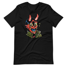 Load image into Gallery viewer, Devil rocker guy Short-Sleeve Unisex T-Shirt