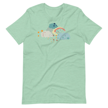 Load image into Gallery viewer, Colorful clouds Short-Sleeve Unisex T-Shirt