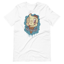 Load image into Gallery viewer, Retro frosty freez ice cream Short-Sleeve Unisex T-Shirt