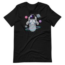 Load image into Gallery viewer, Astronaut and planets Short-Sleeve Unisex T-Shirt