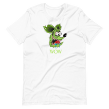 Load image into Gallery viewer, Creepy rat Short-Sleeve Unisex T-Shirt