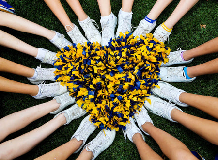 Cheerleading, Kickline, and Dance