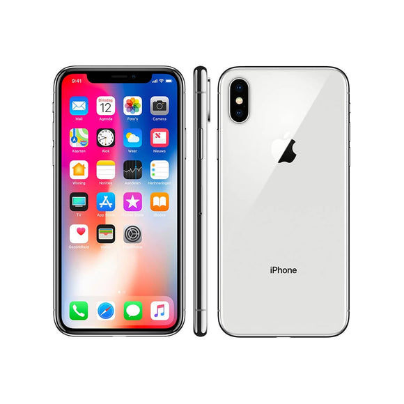 Apple iPhone X, Unlocked