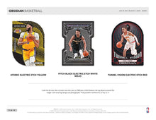 Load image into Gallery viewer, 2019/20 Panini Obsidian Basketball Hobby Box
