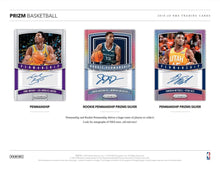 Load image into Gallery viewer, 2019/20 Panini Prizm Basketball Multi/Cello Box