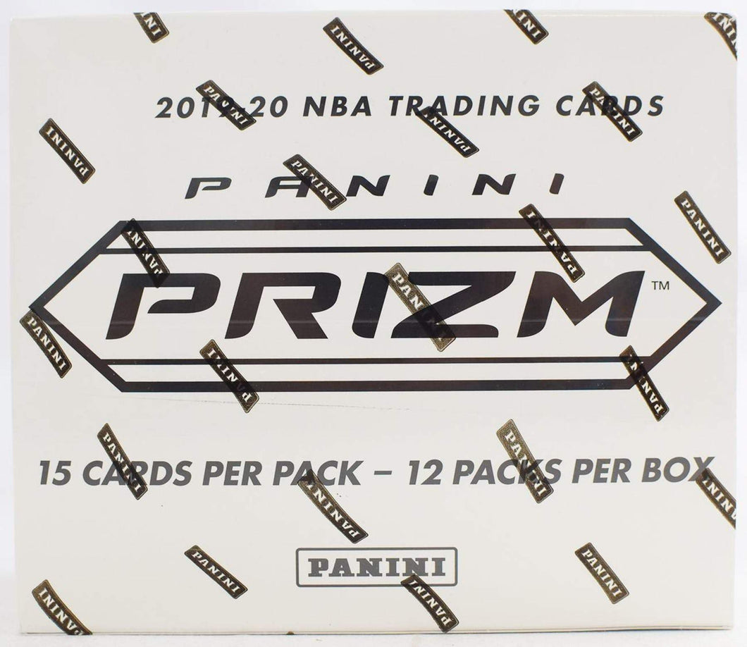 2019/20 Panini Prizm Basketball Multi/Cello Box