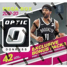 Load image into Gallery viewer, 2019/20 Panini Donruss Optic Mega Basketball 42-Card Box