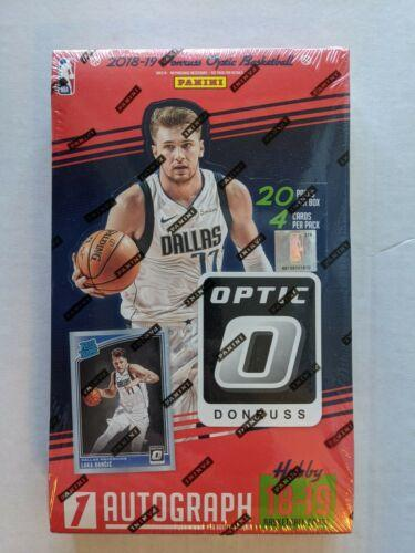 2018/19 Panini Donruss Optic Basketball  Hobby PACKS
