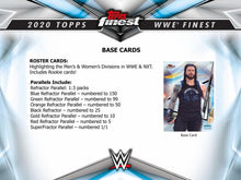 Load image into Gallery viewer, 2020 Topps WWE Finest Wrestling Hobby Box
