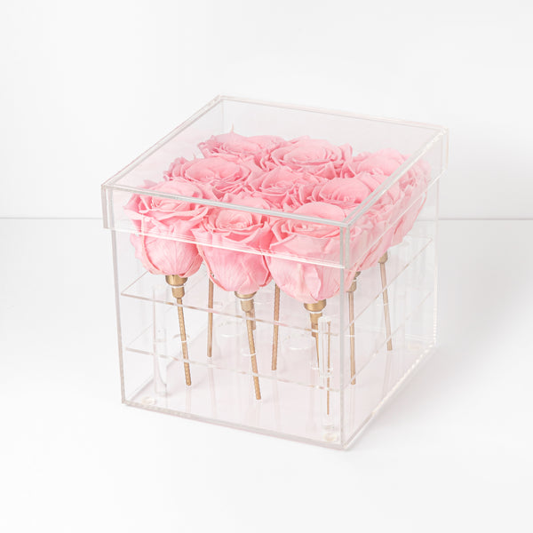 Preserved Rose Box