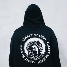Load image into Gallery viewer, CAN'T SLEEP HOODIE