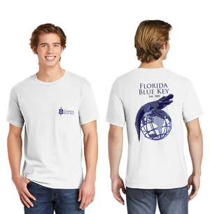 Florida Blue Key Gator Globe Shirt