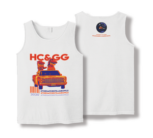 The Gator Still Growls Tank Top