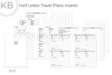 Load image into Gallery viewer, Travel Insert - Printable