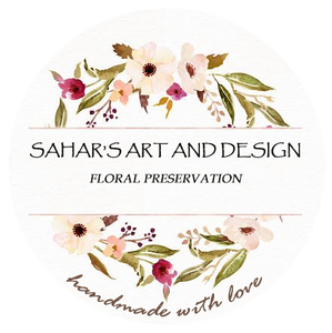 Sahar's Art And Design (Flower Preservation)