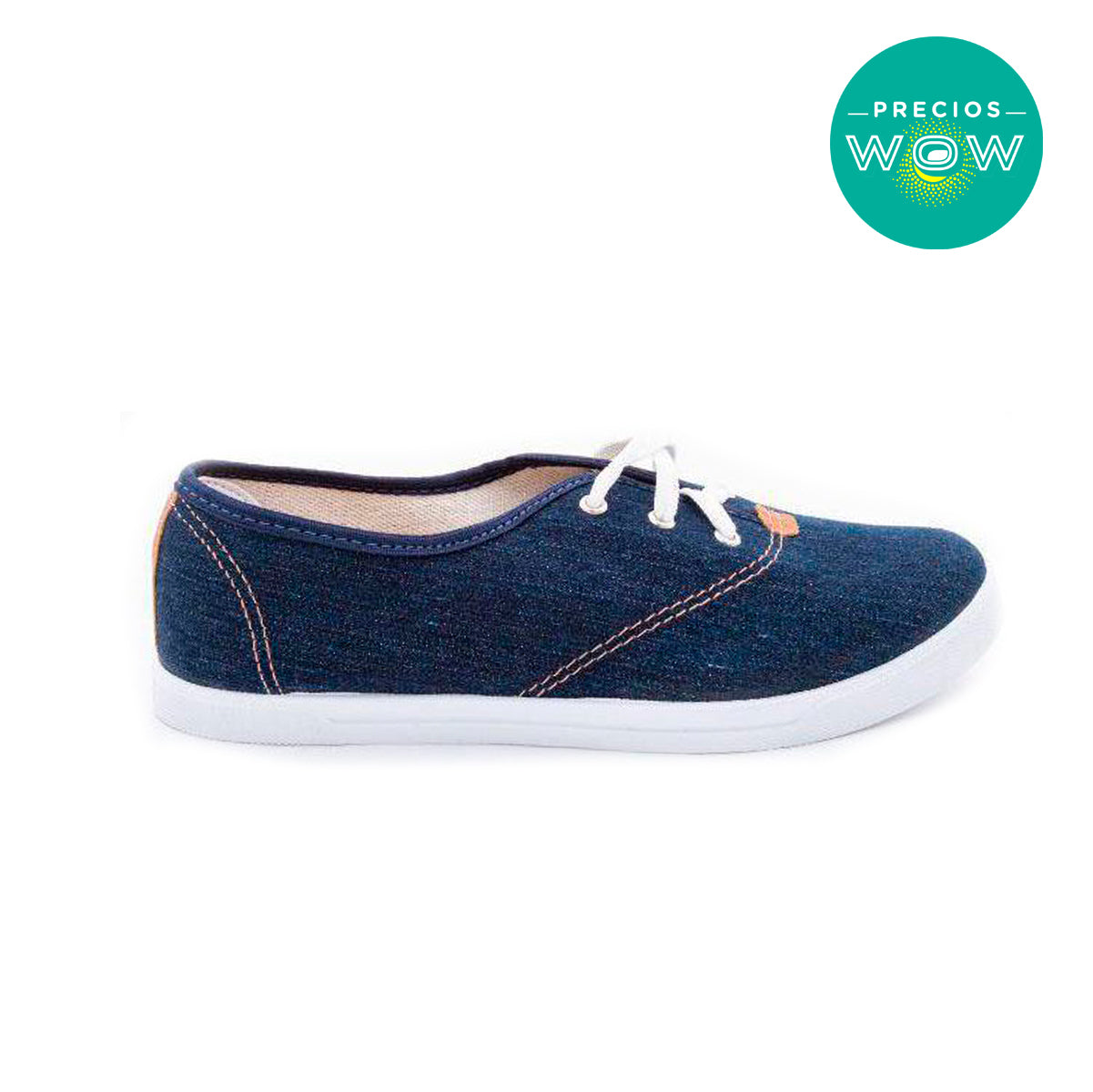 CANVAS MYLANN - DENIM
