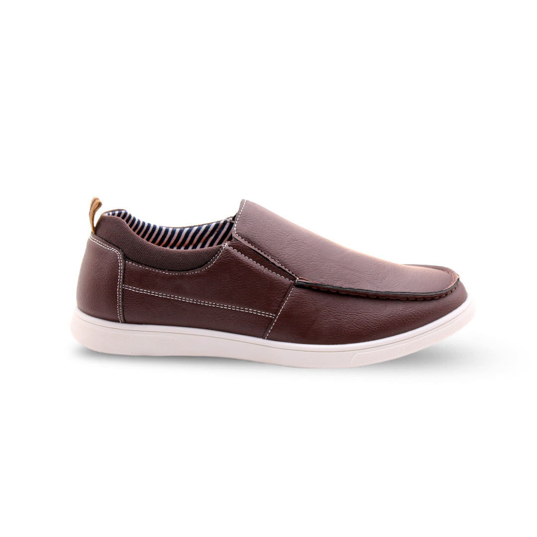 SLIP ON CASUAL JACINTO501 - CAFE