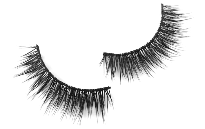 Natalie (10) pairs per box - Model 21 Eyelashes - Model 21 Lashes