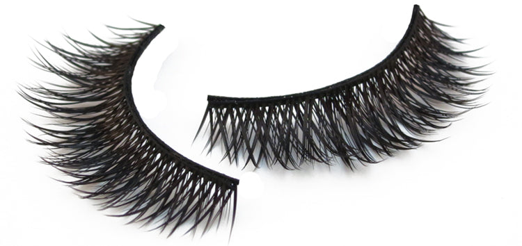 Rosalie (10) pairs per box - Model 21 Eyelashes - Model 21 Lashes